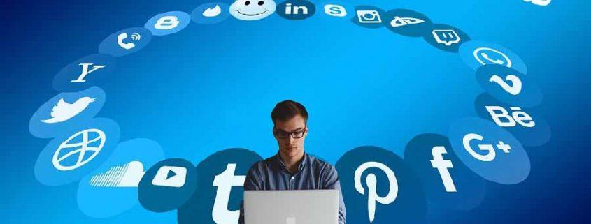 مدیریت رسانه های اجتماعی قسمت اول در آژانس دیجیتال مارکتینگ MUADS