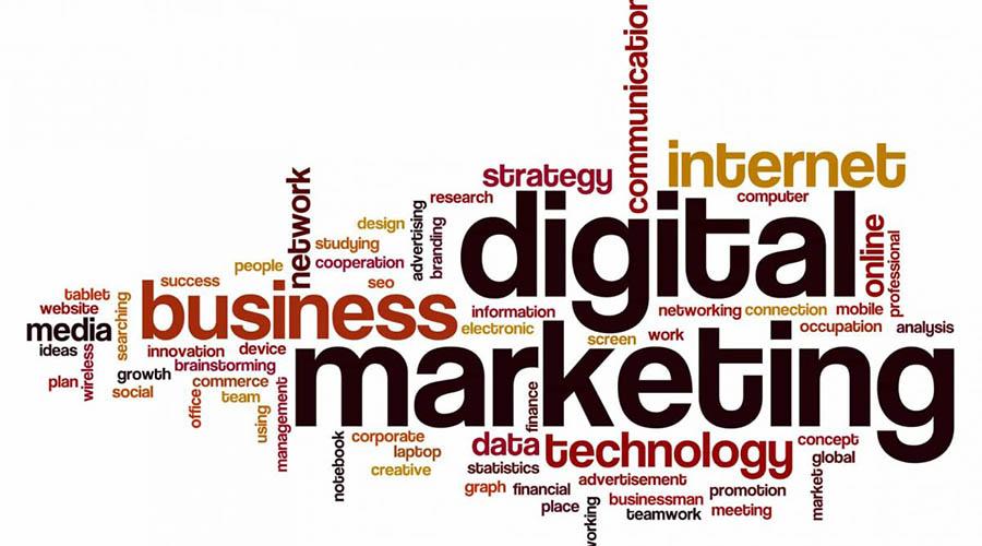 دیجیتال مارکتینگ اسلایدر MUADS