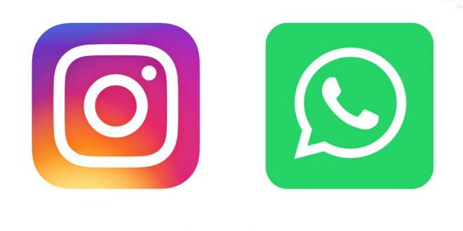 تغییر نام اپلیکیشن های اینستاگرام و واتس اپ