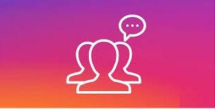 خارج شدن از گروه در اینستاگرام