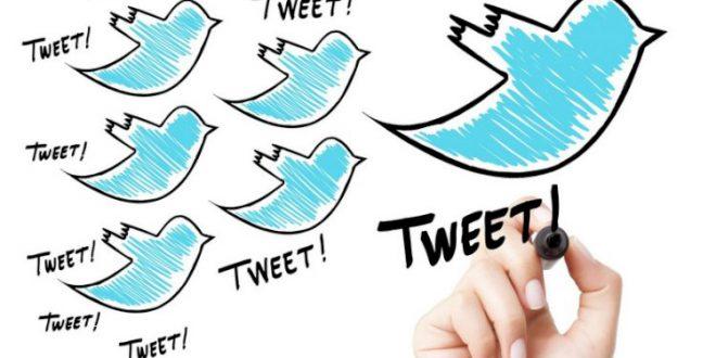 فالوور عربی برای توییتر Arabic follower for Twitter