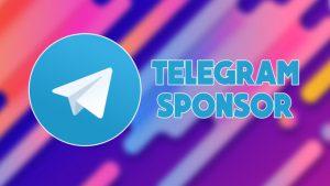 سرویس ممبر واقعی  اسپانسری تلگرام