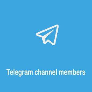 خرید ممبر کانال تلگرام ارزان و مناسب